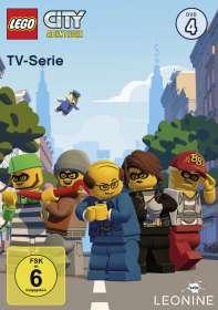 LEGO City DVD 4, DVD