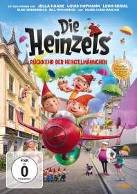 Ute von Münchow-Pohl: Die Heinzels - Rückkehr der Heinzelmännchen, DVD