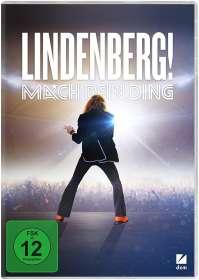 Hermine Huntgeburth: Lindenberg! Mach dein Ding, DVD