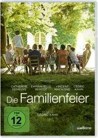 Cedric Kahn: Die Familienfeier, DVD