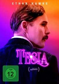Michael Almereyda: Tesla, DVD