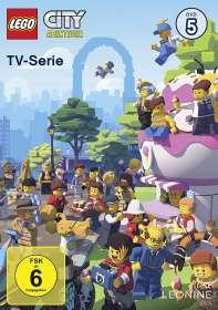 LEGO City DVD 5, DVD