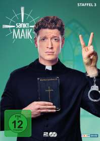 Sankt Maik Staffel 3 (finale Staffel), DVD