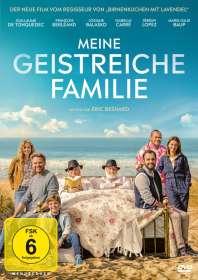 Eric Besnard: Meine geistreiche Familie, DVD