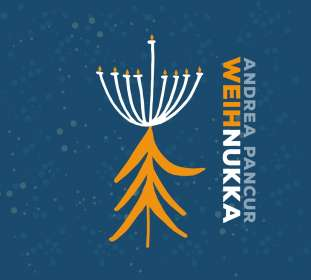 Andrea Pancur: Weihnukka, CD