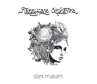 Harrycane Orchestra: Dark Makam, CD
