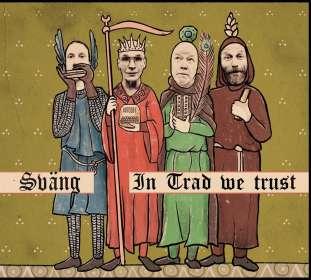Sväng: In Trad We Trust, CD