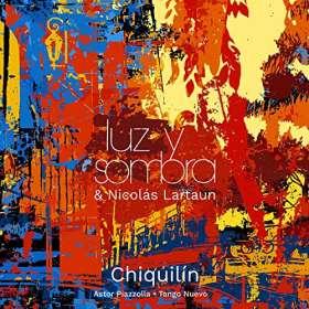 Luz Y Sombra: Chiquilín, CD