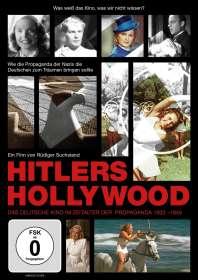 Rüdiger Suchsland: Hitlers Hollywood, DVD