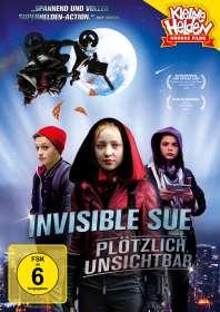 Markus Dietrich: Invisible Sue - Plötzlich unsichtbar, DVD