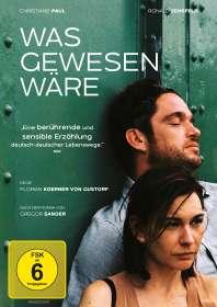 Florian Koerner von Gustorf: Was gewesen wäre, DVD