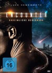 Paul Salamoff: Encounter - Unheimliche Begegnung, DVD
