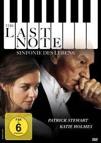 Claude Lalonde: The Last Note - Sinfonie des Lebens, DVD