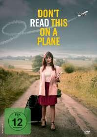 Stuart McBratney: Don't read this on a plane, DVD