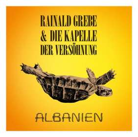 Rainald Grebe: Albanien, CD