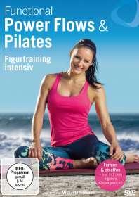 Elli Becker: Functional Power Flows & Pilates, DVD