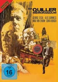 Michael Anderson: The Quiller Memorandum, DVD