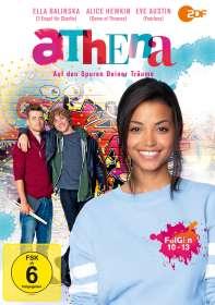 Athena Folgen 10-13, DVD