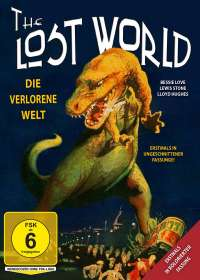 Harry O. Hoyt: Die verlorene Welt - The Lost World (1925), DVD