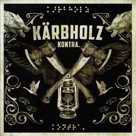 Kärbholz: Kontra., CD