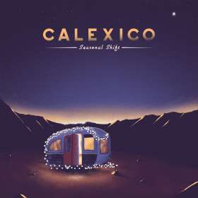 Calexico: Seasonal Shift, CD