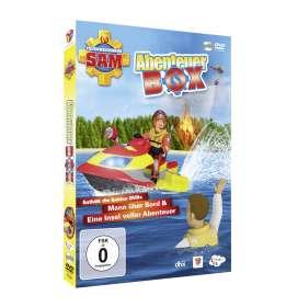 Feuerwehrmann Sam - Abenteuer Box, DVD