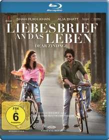 Gauri Shinde: Dear Zindagi - Liebesbrief an das Leben (Blu-ray), BR