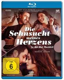 Karan Johar: Die Sehnsucht meines Herzens - Ae Dil Hai Mushkil (Blu-ray), BR