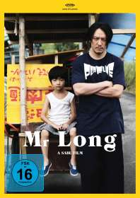 "Hiroyuki ""Sabu"" Tanaka: Mr. Long, DVD"