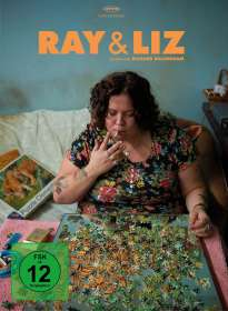 Richard Billingham: Ray & Liz (OmU) (Digipack), DVD