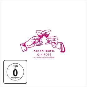 Ashra (Ash Ra Tempel): Gin Rosé, CD