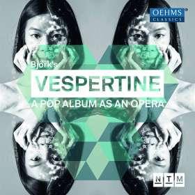 Björk's Vespertine - A Pop Album as an Opera, CD