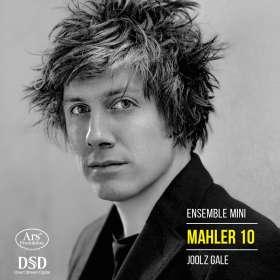 Gustav Mahler (1860-1911): Symphonie Nr.10 (Fassung für Ensemble von Michelle Castelletti), SACD
