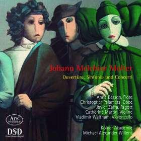Johann Melchior Molter (1696-1765): Concerti, SACD