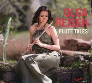 Olga Reiser - Flute Tales, CD