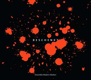 Ensemble Modern - Beschenkt (40 Miniaturen zum Jubiläum), CD