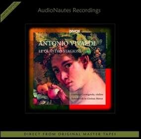 "Antonio Vivaldi (1678-1741): Concerti op.8 Nr.1-4 ""4 Jahreszeiten"" (180g) (45 RPM), LP"
