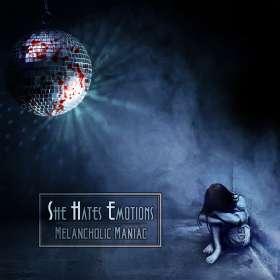 She Hates Emotions: Melancholic Maniac, CD