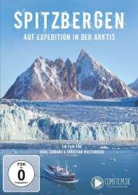 Silke Schranz: Spitzbergen - auf Expedition in der Arktis, DVD
