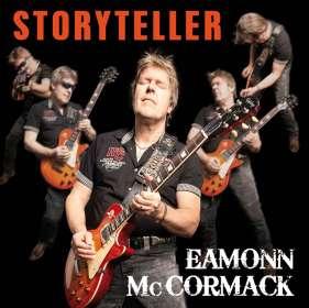 Eamonn McCormack: Storyteller, CD