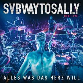 Subway To Sally: Hey! Live - Alles was das Herz will, CD