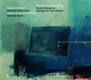Mieczyslaw Weinberg (1919-1996): Violinkonzert op.67, CD