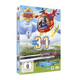 Feuerwehrmann Sam - 3 in 1 Edition, DVD