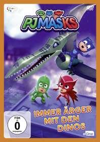PJ Masks - Pyjamahelden Vol. 9: Immer Ärger mit den Dinos, DVD