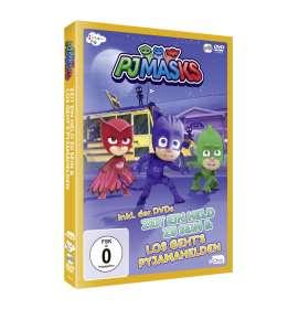 PJ Masks Box 1, DVD