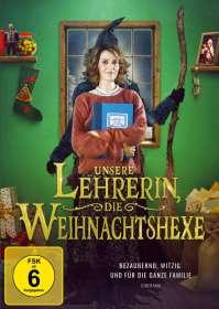 Michele Soavi: Unsere Lehrerin, die Weihnachtshexe, DVD