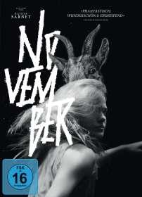Rainer Sarnet: November, DVD