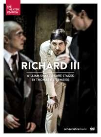 Hannes Rossacher: Richard III (2015), DVD