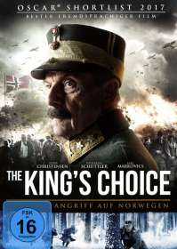 Erik Poppe: The King's Choice - Angriff auf Norwegen, DVD