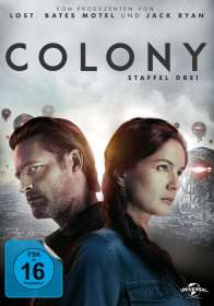 Colony Staffel 3, DVD